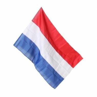 1x nederlandse vlaggen 100 x 150 cm
