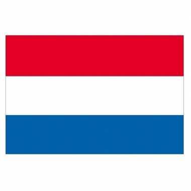 Nederlandse vlag 149 x 85 cm