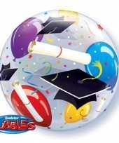 Helium ballon geslaagd 55 cm